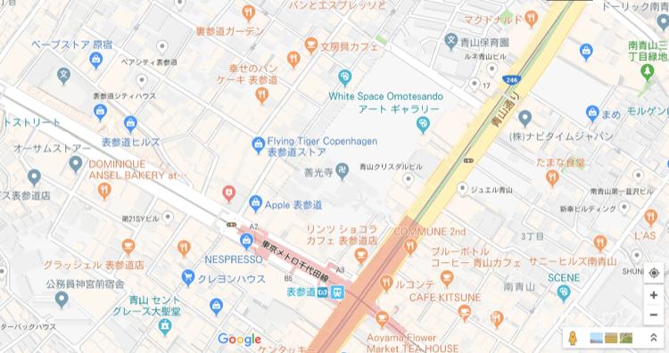 google map apiキーの取得方法