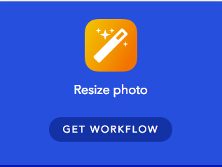 workflowレシピを取り込む