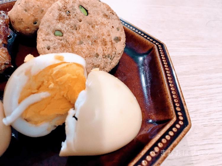 siroca(シロカ)の電気圧力鍋で煮玉子調理