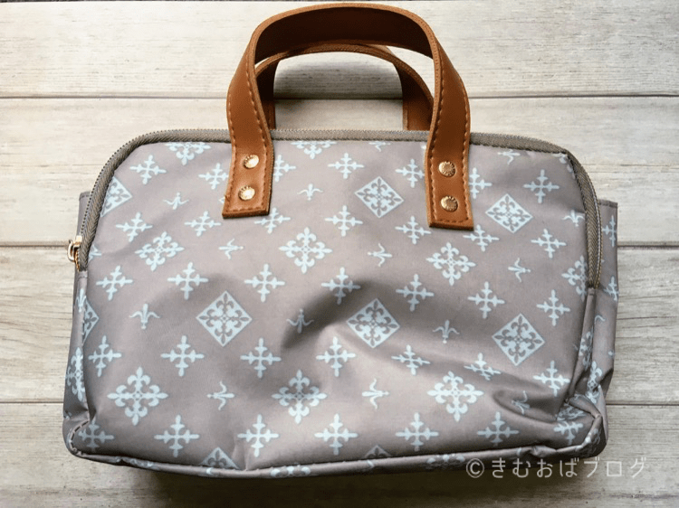 russetのバッグインバッグ
