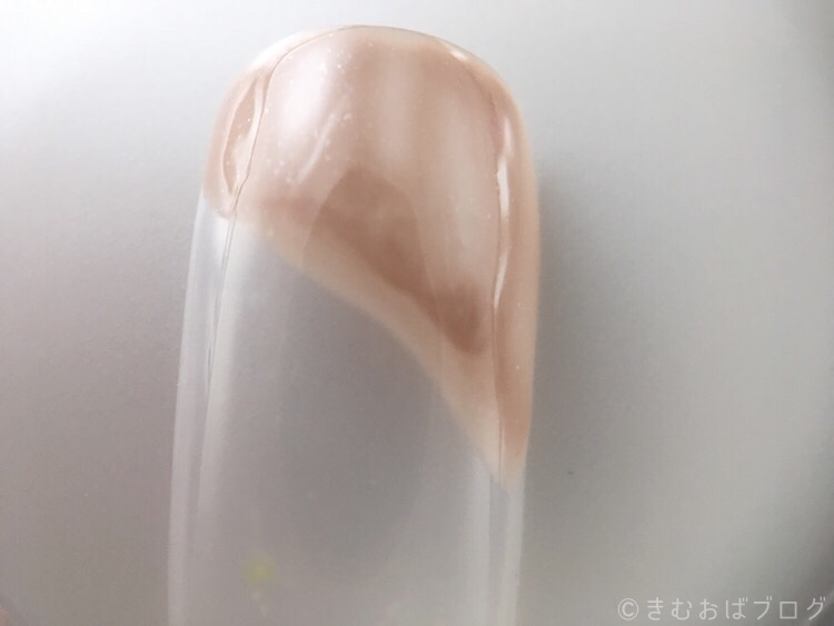 HOMEIウィークリージェルWG-10 1度塗り目