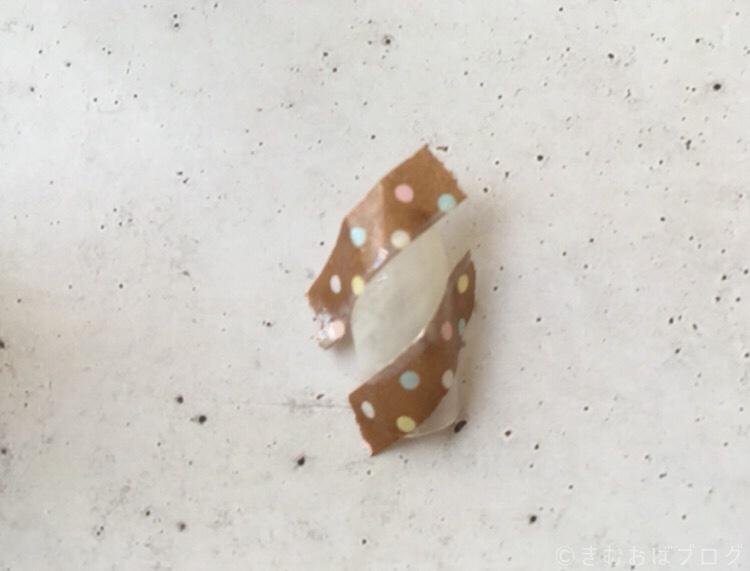 HOMEIウィークリージェルPLAZA限定北欧カラーで作るチェックネイルの手順 白色を1度塗り