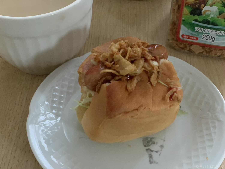 コストコで購入した商品で簡単に作るミニホットドック