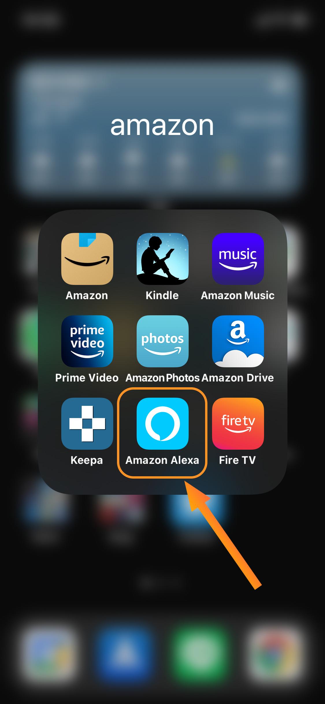 アマゾン アレクサ アプリ