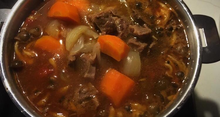 sirocaで牛タンビーフシチューを20分で作る方法