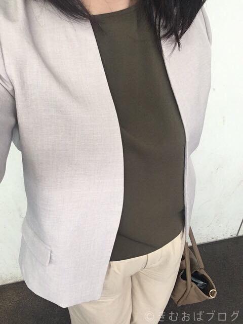 エディストクローゼット ジャケット・トップス・ワイドパンツのコーデ
