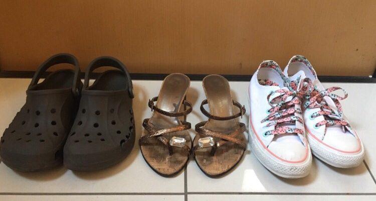 40代ミニマリスト主婦の靴