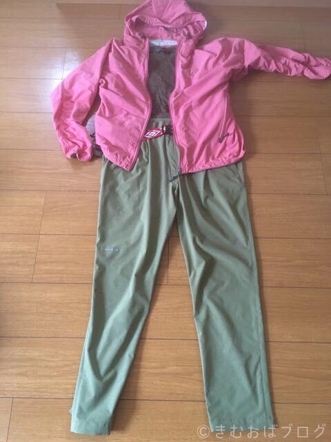 40代子育て主婦 キャンプ時の服装